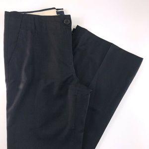 J.Crew Flat Front Pinstripe Straight Pants BH54